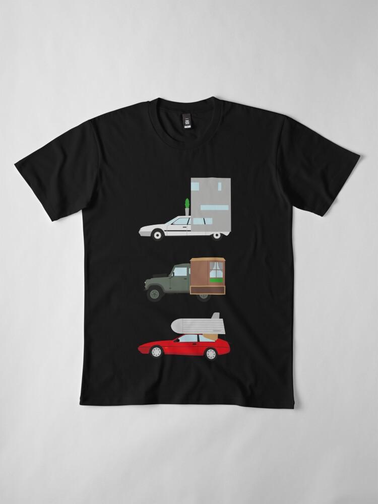 Alternate view of The Caravan Challenge Premium T-Shirt