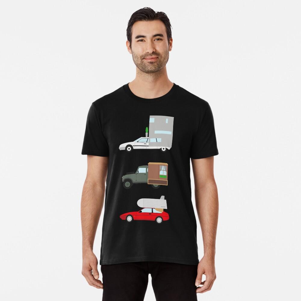 The Caravan Challenge Premium T-Shirt