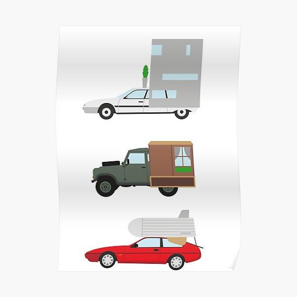 The Caravan Challenge Poster