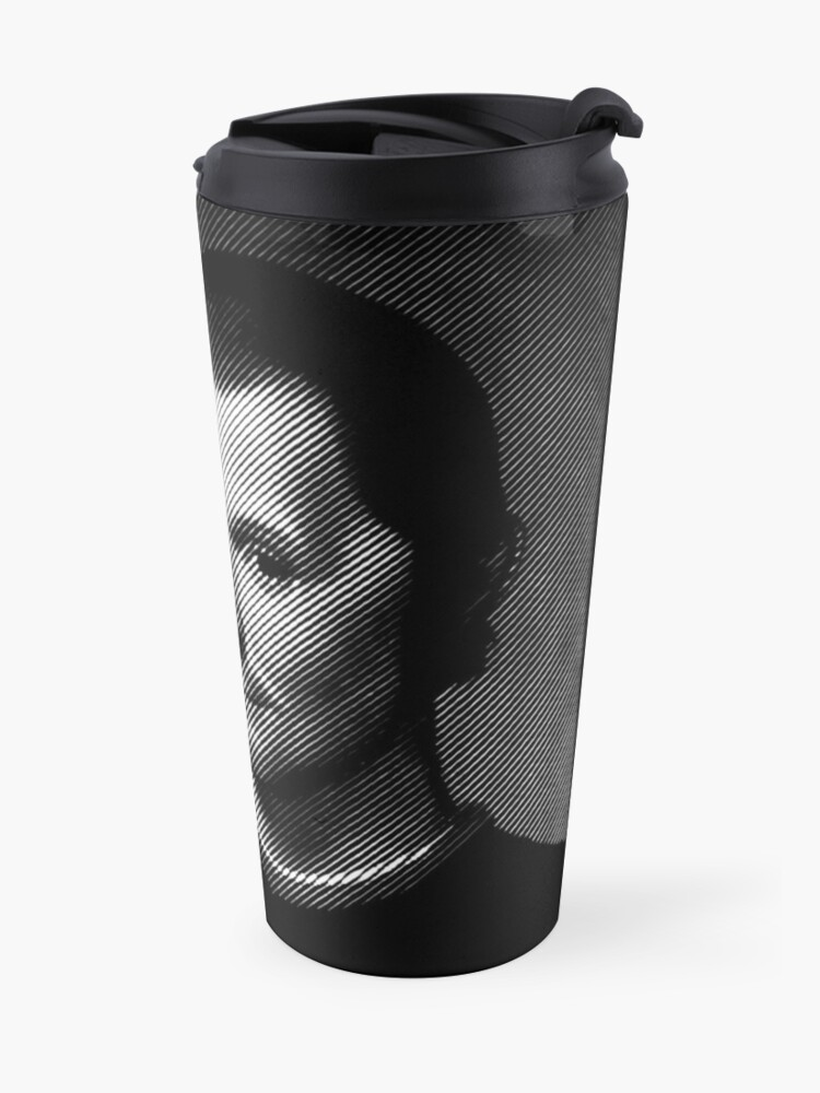 Alternate view of Niccolo  Machiavelli Travel Mug