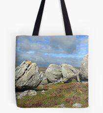 Burren Rocks Tote Bag