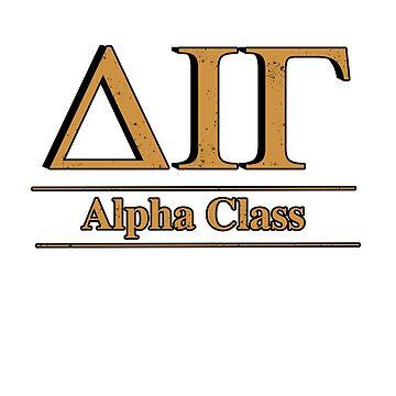 DIG Alpha Class by Imagineer29