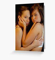 Women Are Beautiful Greeting Card