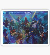 Heat 2 passport to Airlie - Battle of the Bands Sticker