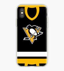penguins jersey iPhone Case