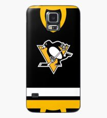 penguins jersey Case/Skin for Samsung Galaxy
