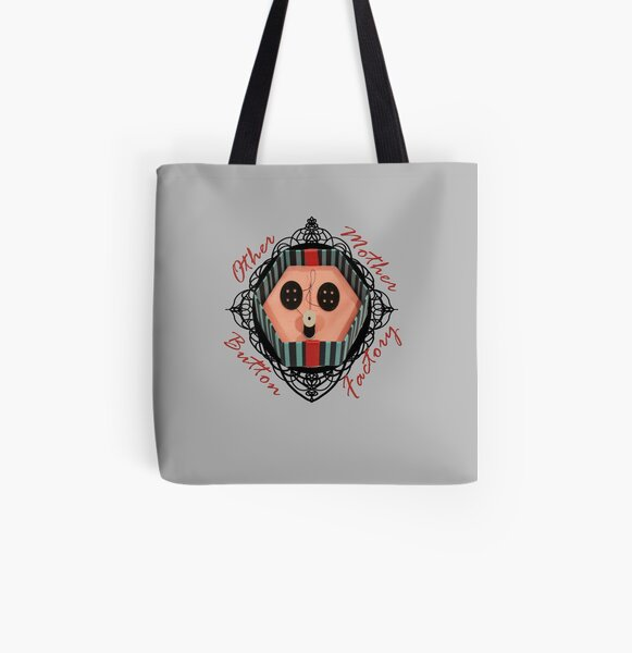 Other Mother Button Factory All Over Print Tote Bag
