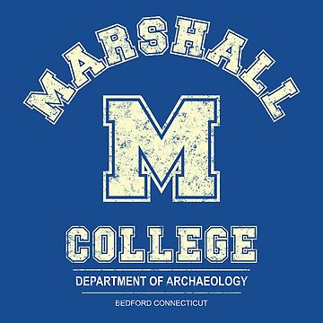 Indiana Jones - Marshall College Heavy Distressed Variant by Purakushi