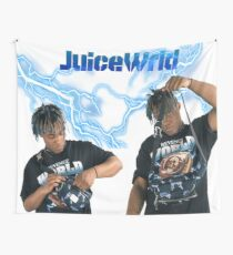 JuiceWrld Wall Tapestry