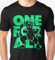 One For All - Hero Unisex T-Shirt