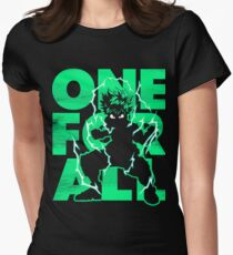 One For All - Hero Fitted T-Shirt