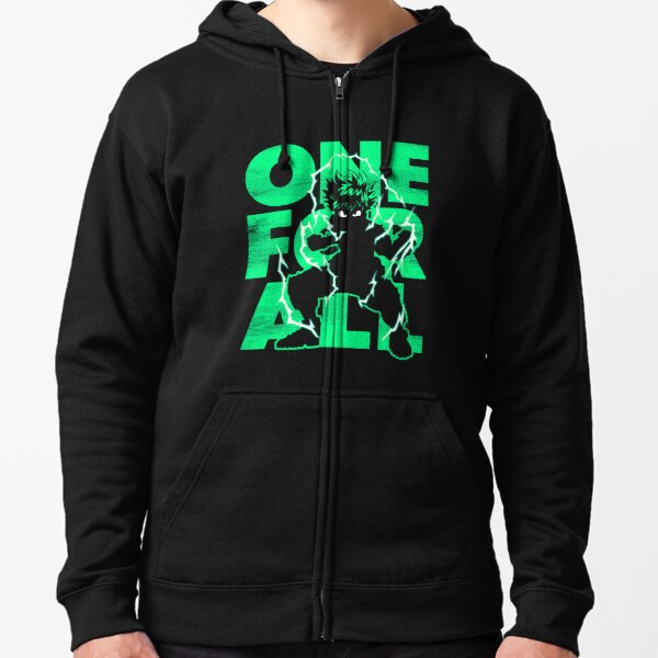 One For All - Hero Zipped Hoodie