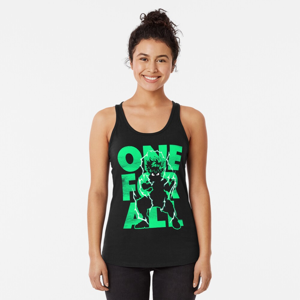 One For All - Hero Racerback Tank Top