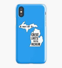 Prefer Michigan iPhone Case