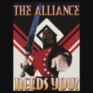 The Alliance Needs You! by CWR63