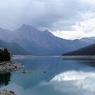 Medicine Lake Alberta by JOSEPHMAZZUCCO