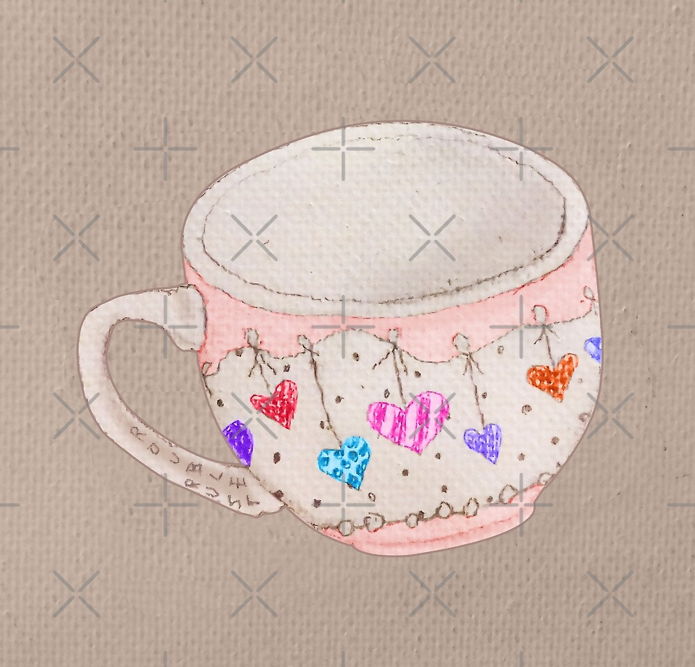 Mini Mug by ROUBLE RUST
