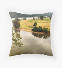 River Bend Throw Pillow