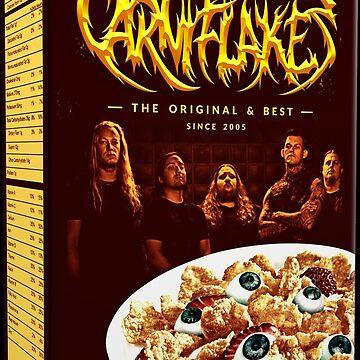 Carniflakes 02 by Crab-Metalitees