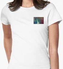 Richard Ashcroft Natural Rebel Women's Fitted T-Shirt