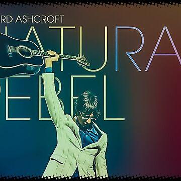 Richard Ashcroft Natural Rebel by Indiemp