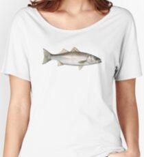 Striped Bass Women's Relaxed Fit T-Shirt