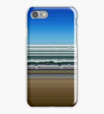Sky Water Sand iPhone Case/Skin