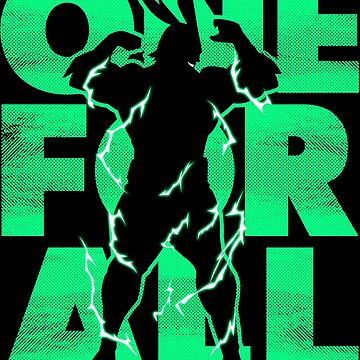 One For All - All Might by HEARTBEATS