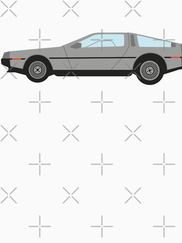 DeLorean DMC-12 by drivetribe