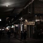 Moon over Bourbon Street - Sting by George Parapadakis (monocotylidono)