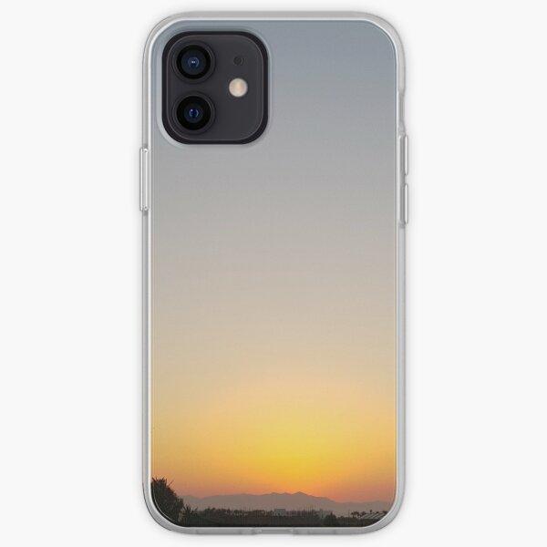 Colors of Crete 24 - Cretan Sunset iPhone Soft Case