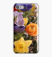 A Bouquet full of Spring iPhone Case/Skin
