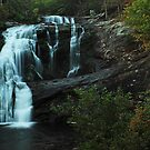 Bald Falls by kathy s gillentine