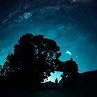 the arc of stars by Dirk Wuestenhagen