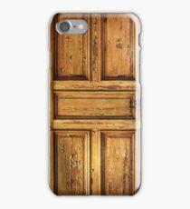 25.5.2015: Old Door iPhone Case/Skin