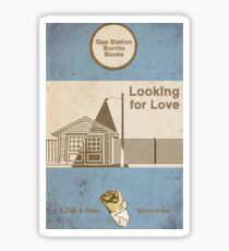 Looking for Love / a Zak & Dean Adventure Sticker