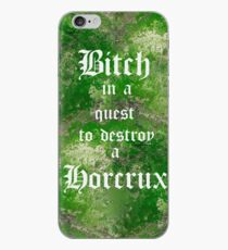 Hunting Horcruxes iPhone Case
