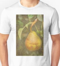 Pear in DAP Pastels with Texture Unisex T-Shirt