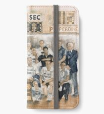 1978/2018 Waves Volley Ball Team Beats UCLA iPhone Wallet/Case/Skin