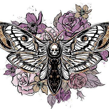 Beautiful Butterfly by ScrivK