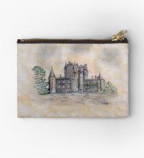 Glamis castle Zipper Pouch