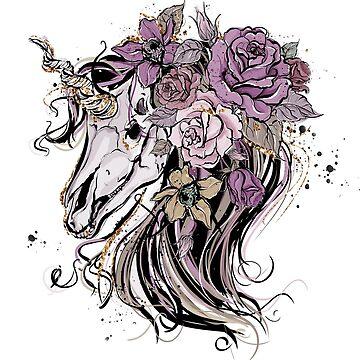 Unique Unicorn by ScrivK