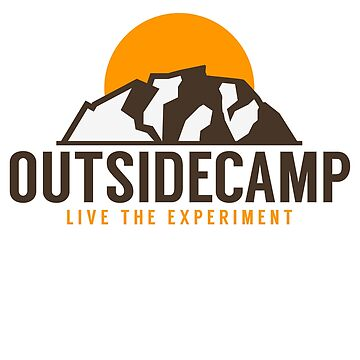 Outsidecamp Live Experiment T Shirt by Inna-Buhayko
