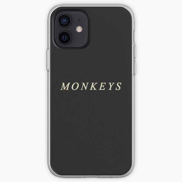 Monkeys Stage Funda blanda para iPhone