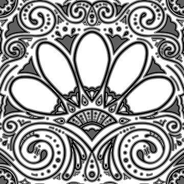 Elegant pattern by ElmurFud