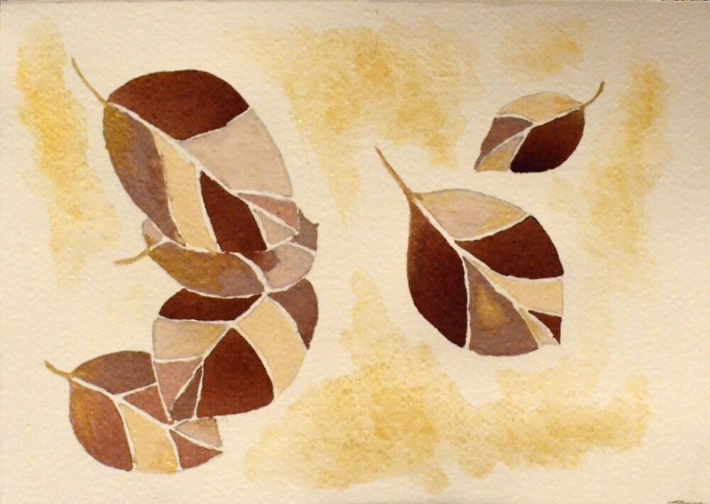 Leaves by ElaZanfi