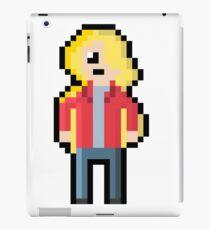 Pixelart girl iPad Case/Skin