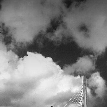 Rotterdam bridge by sbland
