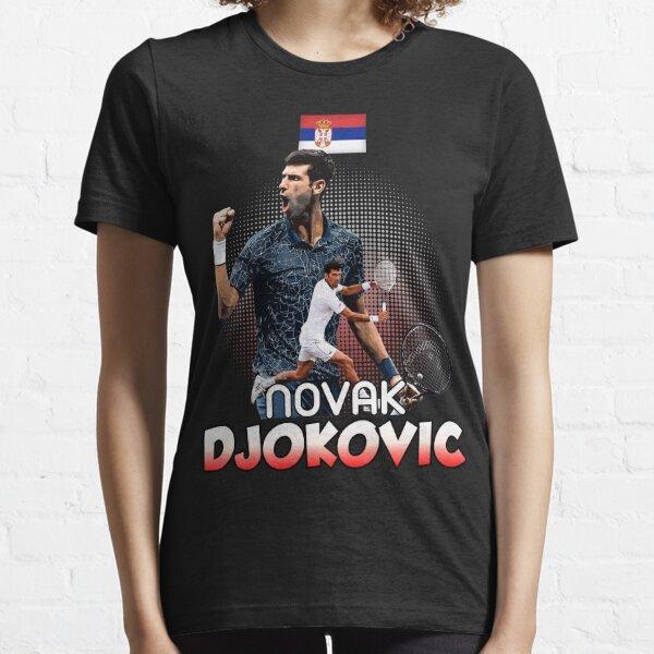 T-shirt Tennis Novak DjokoVic Us T-shirt essentiel