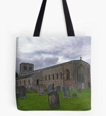 Norham Church Tote Bag